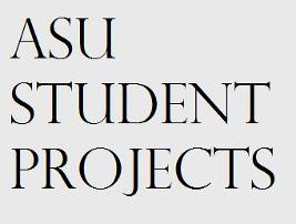 ASU student art projects